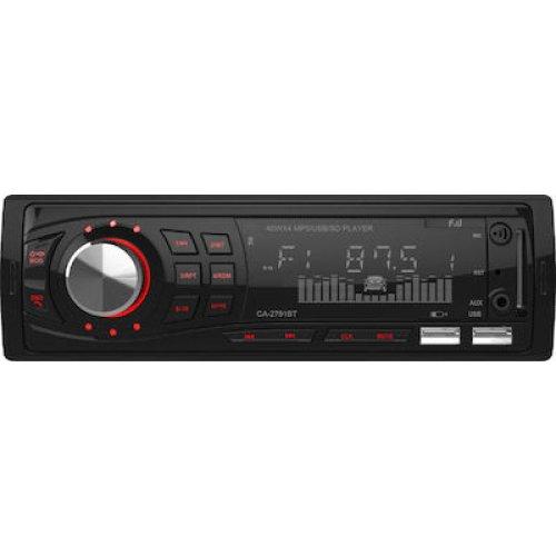 F&U CA-2791BT Ράδιο Aυτοκινήτου με Bluetooth 0025257