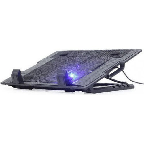 GEMBIRD NBS-1F17T-01 Gembird Notebook Cooling Stand With Height Adjustment 17'' 0025396