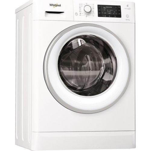 WHIRLPOOL FWDD1071681WS Πλυντήριο-Στεγνωτήριο 10/7kg - A - (Υ x Π x Β: 85 x 59.5 x 60.5cm) 0025476