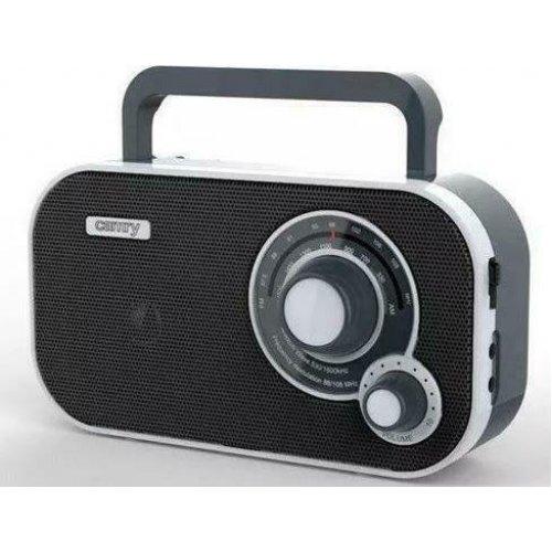 CAMRY CR1140B Μικρό Φορητό Ραδιόφωνο Μαύρο 0025523