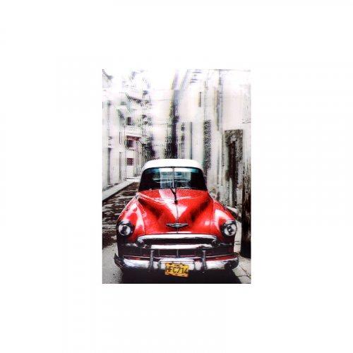 FYLLIANA 372-26-387 Cuba Car 3D 25x35 0025535