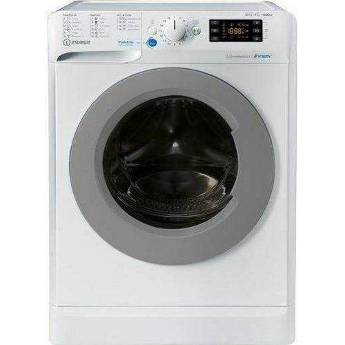 INDESIT BDE 1071682X Innex WS EE N Στεγνωτήριο Ρούχων Λευκό  Ενεργειακή Κλάση Α 8kg 1400 Στροφές 0025616