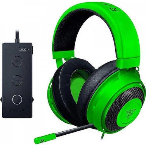 RAZER RZ04-02051100-R3M1 Κraken Tournament Gaming Ακουστικά Πράσινα 0025654