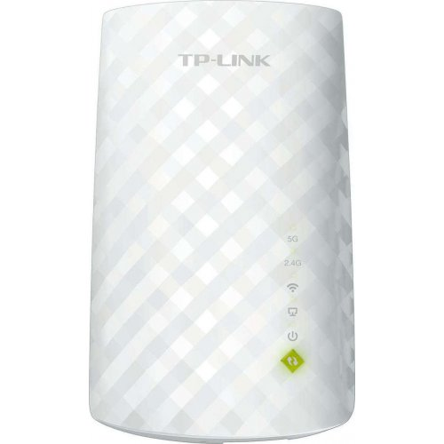 TP-LINK RE200-AC750 Dual Band WiFi V4 Ενισχυτής Σήματος για Ασύρματη Δικτύωση 0025666