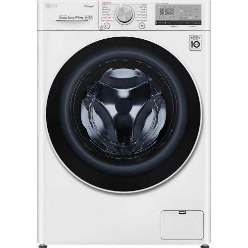 LG F4DV509H0E Πλυντήριο- Στεγνωτήριο Ρούχων Steam 9-6kg -  A+++ - 1400/λεπτό - (Υ x Π x Β): 85 x 60 x 56.5 cm 0025828