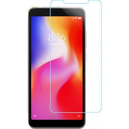 POWERTECH TGC-0283 PT Tempered Glass 2.5D 9H (0.33mm),Xiaomi Redmi 6/6A, Clear 0025891