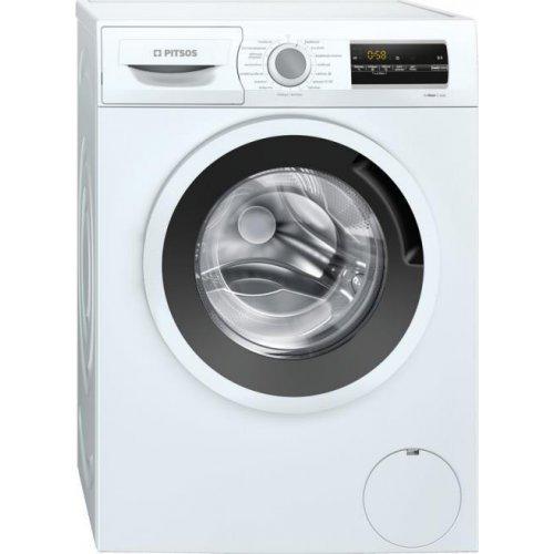 PITSOS WNP1200E7 Πλυντήριο Ρούχων Εμπρόσθιας Φόρτωσης A+++ -10% 7kg 1200rpm (Υ xΠ xΒ): 84.8 x 59.8 x 60.0 cm 0026059