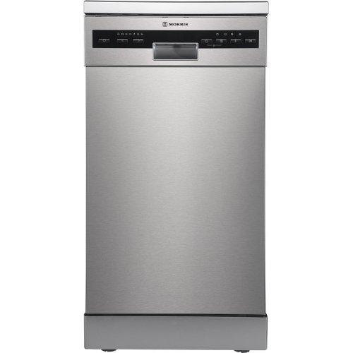 MORRIS FSI-45108 Πλυντήριο Πιάτων A+++ 45cm Inox 10 σερβίτσια (Υ x Π x Β): 84,5 x 44.8 x 61 0026148