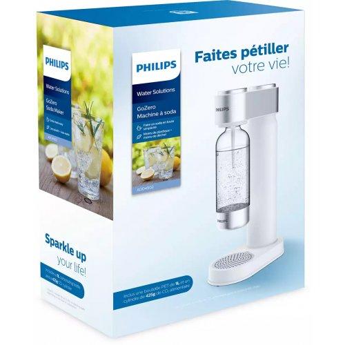 Philips ADD4902WH/10 Συσκευή Παρασκευής Ανθρακούχου Νερού (Soda maker) Λευκό 0026347