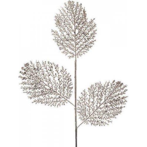 ΙΝΑΡΤ 3-85-084-0085 Διακοσμητικό Κλαδί-Φυτό Με Γκλίτερ 0026383