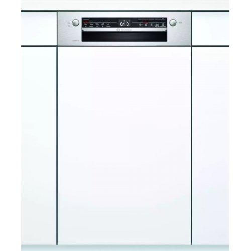 BOSCH SPI2IKS10E Πλυντήριο Πιάτων Εντοιχιζόμενο 9 σερβίτσια A+ 48 dB 45cm Inox 0026419
