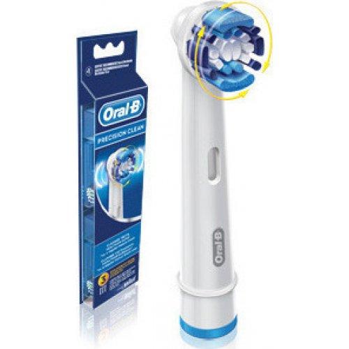 ORAL-B EB20-2 PRECISION CLEAN Ανταλλακτικό Οδοντόβουρτσας 2τμχ (90552904) 0026653
