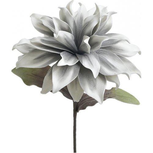 INART 3-85-246-0211 Κλαδί - Λουλούδι Γκρι Υ120εκ. 0026804