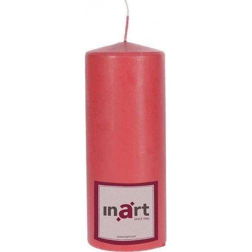 INART 3-80-474-0056 Κερί Παραφίνης Κόκκινο 7χ18 0026815