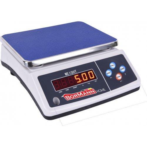 BORMANN DS1000  Ζυγαριά Ακριβείας 30kg/1gr (Εργαστηριακή χρήση) Ρεύματος και Μπαταρίας 0026846