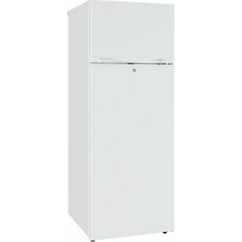 TCL RT210WM2110GR Ψυγείο Δίπορτο A++ 207L (Υ X Π X Β): (144 x 545 x 550) Λευκό 0026898