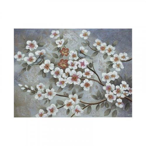FYLLIANA 148-220-077  Κάδρο σε Καμβά Almond Tree 80x60cm 0027178