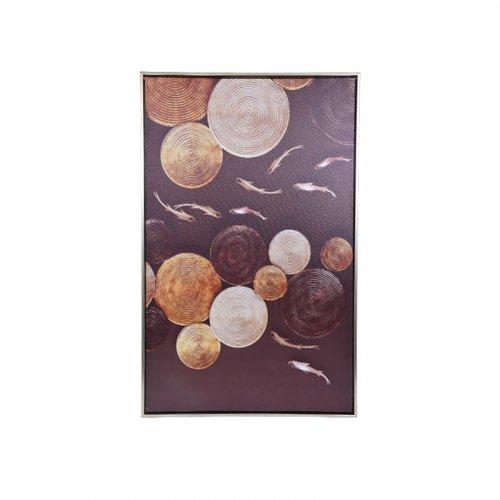FYLLIANA 373-00-471 Κάδρο Fish 50x80 0027182