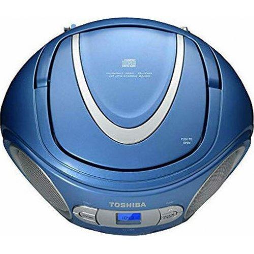 TOSHIBA TY-CRS9 Audio Portable CD - Blue 0027274