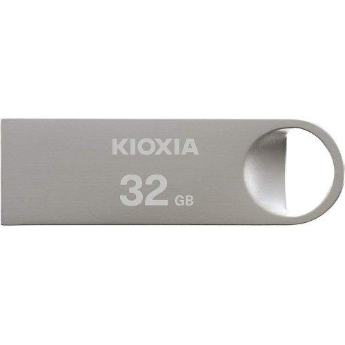 KIOXIA LU401S032GG4 TransMemory  USB 2,0 32GB Ασημί 0027617