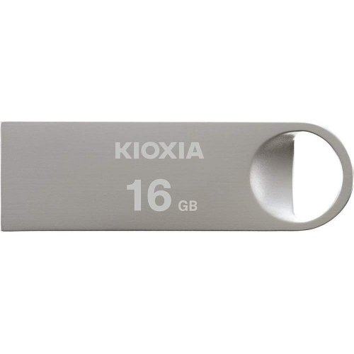 KIOXIA LU401S016GG4 TransMemory  16G 2,0 U2 Ασημί 0027618
