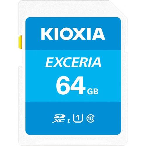KIOXIA LNEX1L064GG4 SD EXCERIA 64GB UHS I 100MBs 0027741