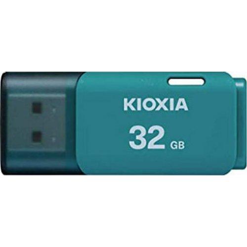 KIOXIA LU202L032GG4 USB 2.0 FLASH STICK 32GB HAYABUSA AQUA U202 0027821
