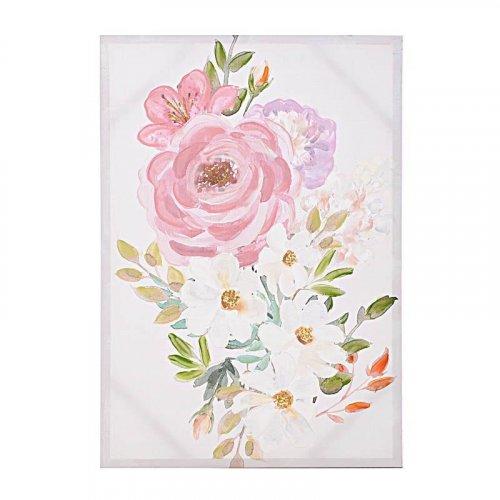 INART 3-90-242-0168 Πίνακας Λουλούδια 70 χ 3 χ 100 εκ