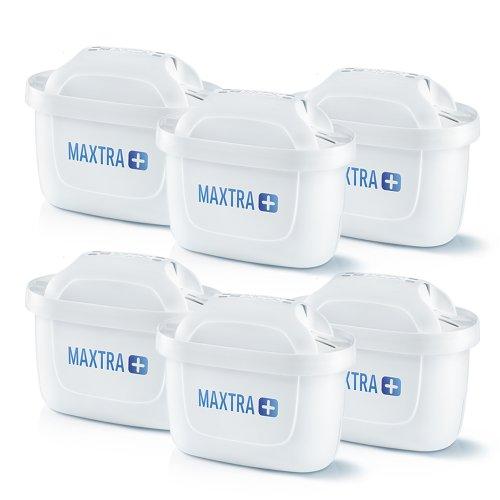 BRITA MAXTRA+ (New Model 2017) 6 TEM Ανταλλακτικό Φίλτρο Νερού -  6 ΤEMAXIA