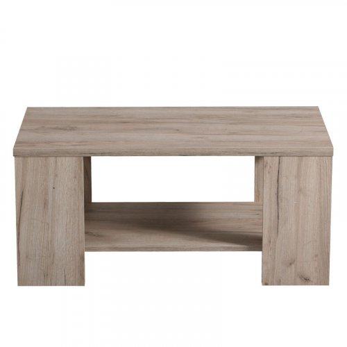 FORMA IDEALE 11008619 Τραπεζάκι Σαλονιού Union Grey Oak 0023561