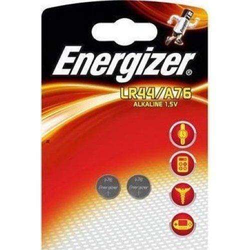 ENERGIZER A76/LR44 1,5V Αλκαλικές Μπαταρίες 2 τεμ (623055)