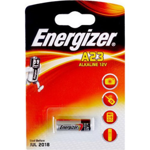 ENERGIZER A23/E23A Αλκαλική Μπαταρία 12 V