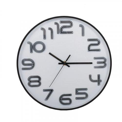 FYLLIANA 260-92-107 2737-14 Ρολόι Τοίχου Λευκό 30,5εκ.