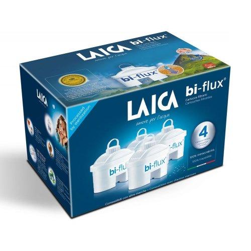 LAICA Bi Flux F4M Ανταλλακτικά Φίλτρα Νερού 4τμχ 280602