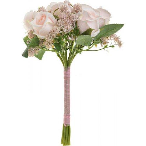 INART 3-85-505-0085 Λουλούδι/Μπουκέτο White-Ivory, Green 0025841
