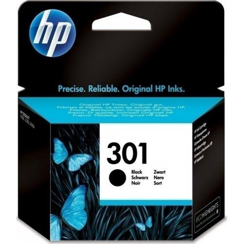 HP No301 (CH561EE) Μελάνι Εκτυπωτή Μαύρο