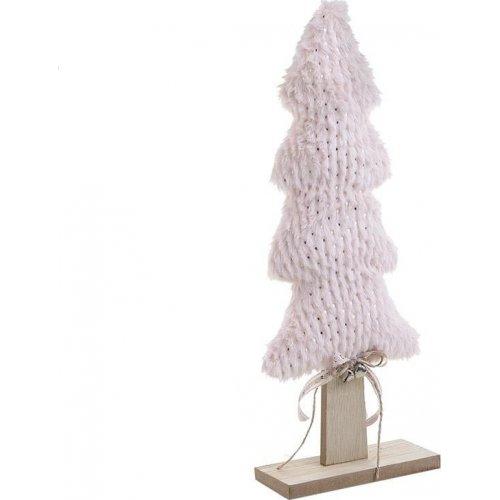INART 2-70-540-0099 Χριστουγεννιάτικο Διακοσμητικό Δεντράκι Ρόζ 10?5?29 cm 0025378