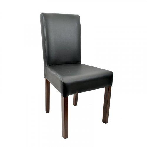 FYLLIANA 839-27-520 Καρέκλα Τραπεζαρίας T11 Sawana Καφέ Ύφασμα