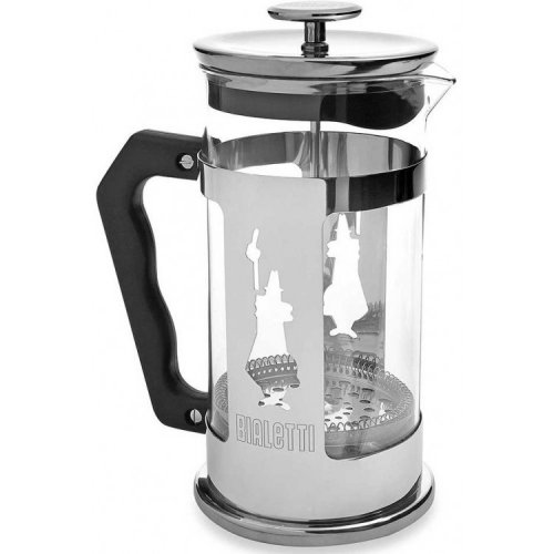 BIALETTI PREZIOSA Καφετιέρα Γαλλικού Χειροκίνητη (coffee press) 1000ml - (0003130/NW)