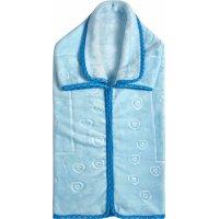 KENTIA Lilly 19  Βρεφική Κουβέρτα Αγκαλιας Velour Fleece 80χ90 0024520