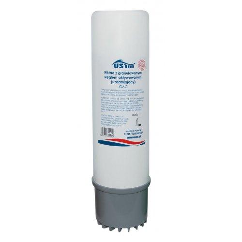 USTM GAC 10'' 5micron Ανταλλακτικό Φίλτρο Ενεργού Άνθρακα σε Κόκκους (302062)
