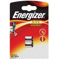ENERGIZER A11/E11A Μπαταρία Λιθίου/Photo Energizer σε Blister με 2 Μπαταρίες
