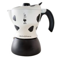 BIALETTI Mukka Express Καφετιέρα Cappuccino 2 Μερίδων