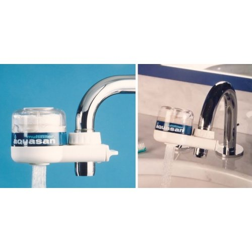 AQUASAN COMPACT Σύστημα Φιλτραρίσματος Νερού Βρύσης