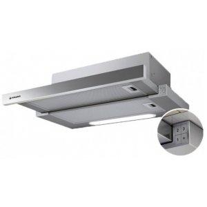 PYRAMIS 065006401 Turbo Slim Inox Απορροφητήρας 60cm - 600 m3/h