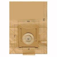 S58 (TYPE G) Σακούλες Ηλεκτρικής Σκούπας 5τμχ + 1 φίλτρο, για Siemens/Bosch