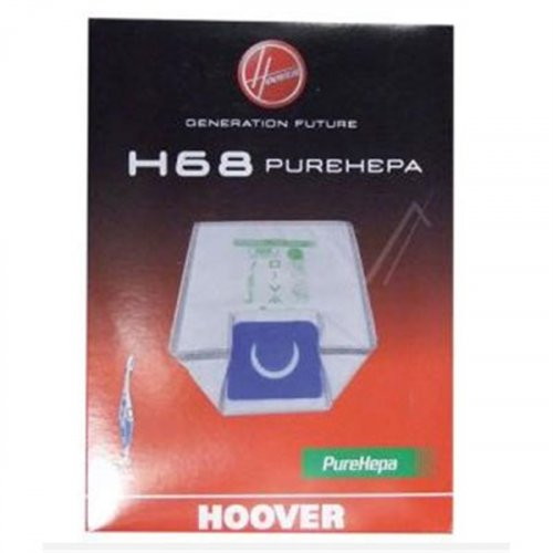 HOOVER H68 Σακούλες Σκούπας για Σκούπες DIVA 0006801