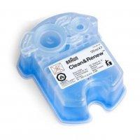 BRAUN CCR1 Clean & Renew Προϊόν Καθαρισμού Ξυριστικών Μηχανών (B U L K)