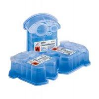 BRAUN CCR3 Clean & Renew Σετ 3 Τεμαχίων Καθαρισμού Ξυριστικών Μηχανών
