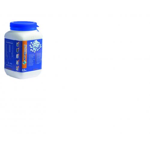 ATLAS FILTRI (RE8010005) Πολυφωσφορικοί Κρύσταλλοι 0.5kg για τη Συσκευή Atlas Filtri Dosal